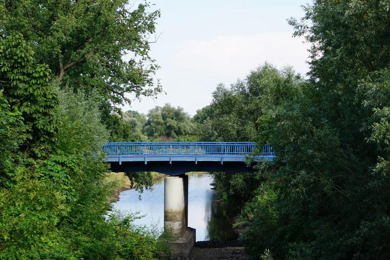 Brücke über die Löcknitz in Dömitz