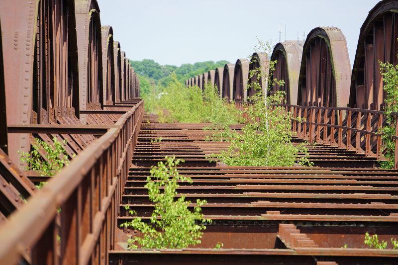 Dömitz Eisenbahnbrücke 2